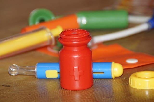 Revisión cualitativa de terapia ocupacional en niños