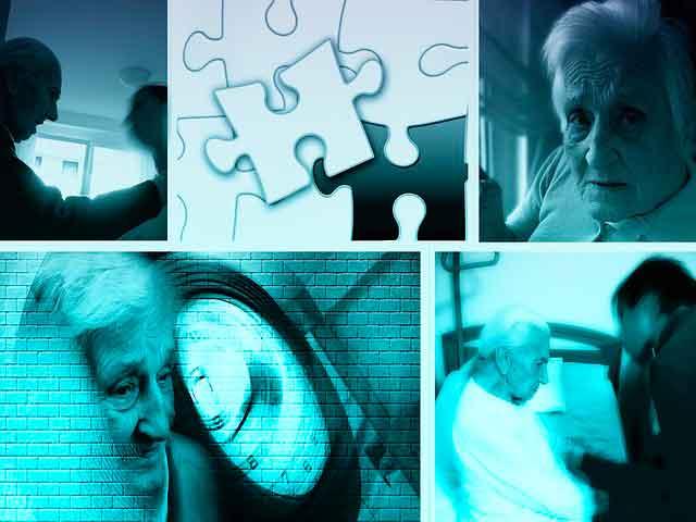 Intervención STOMP en Actividades de la vida diaria en demencias