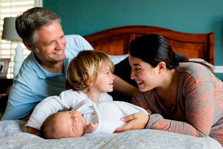 Desempeño de los padres después de la crianza de los hijos. ¿Hacia la ciencia de la ocupación?