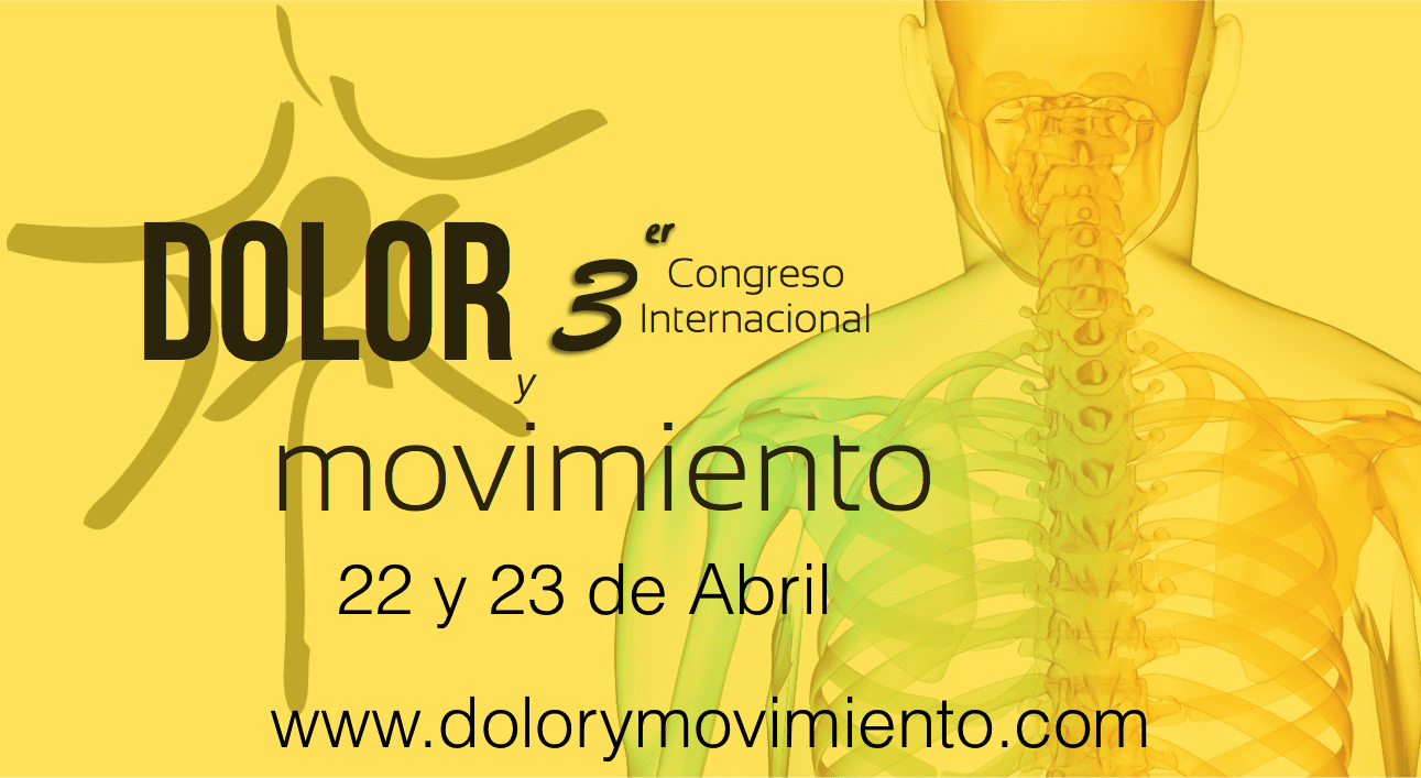 Congreso Dolor y Movimiento